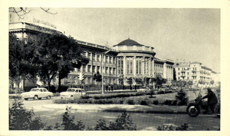 Краснодар. Технологический институт