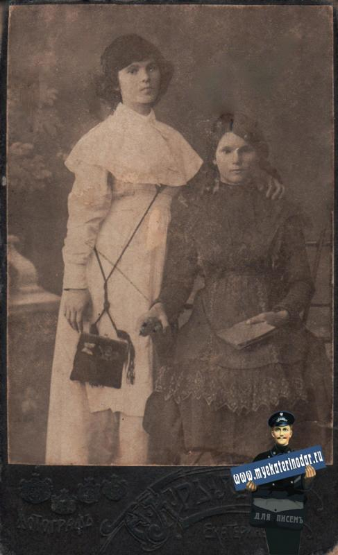 Екатеринодар. Крылов А.С., 1912 год