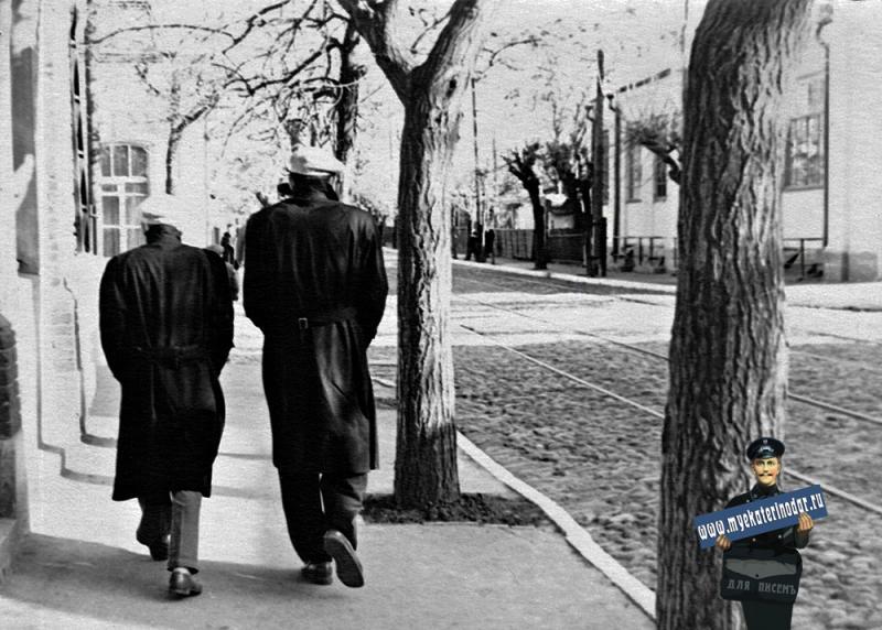 Краснодар. Агенты, 1957 год