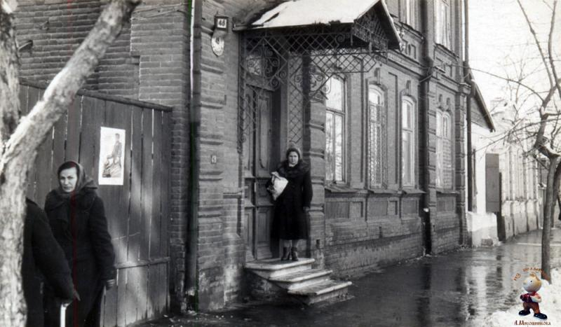 Краснодар. Улица Гоголя, дом 48.