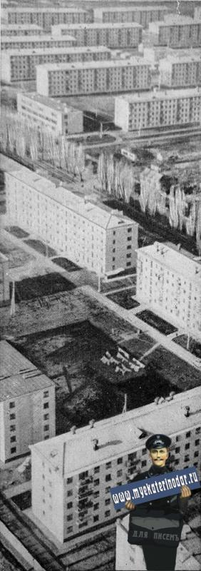 Краснодар. Черемушки, 1965 год