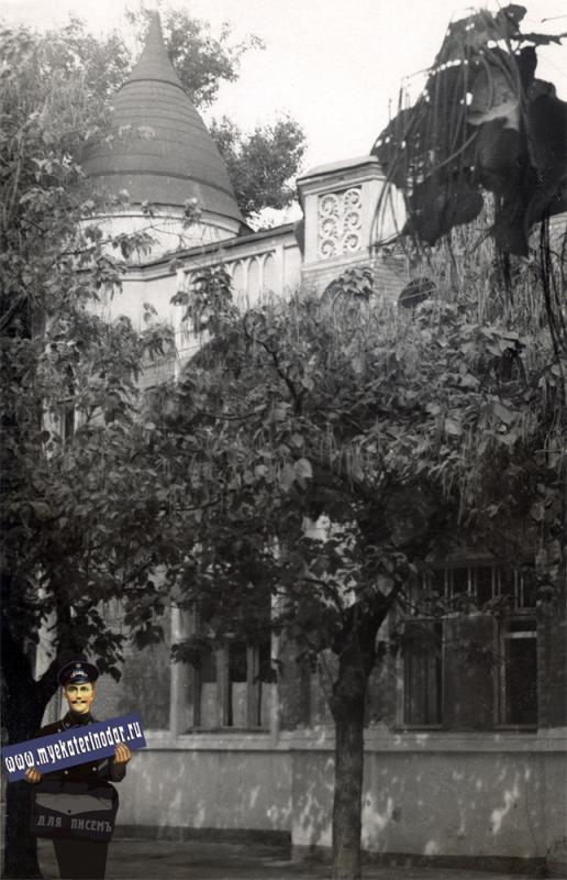 "Краснодар. Детский сад ""Чапаенок"", Комсомольская, 43"