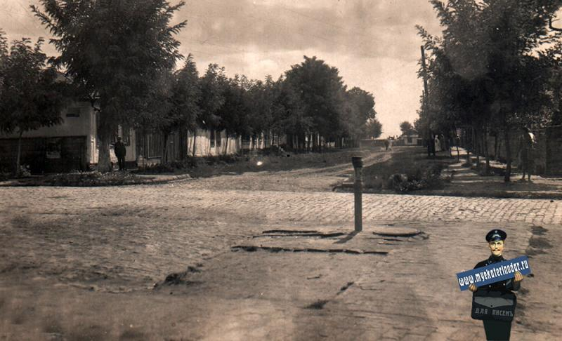 Краснодар. Место неизвестно, 1937 год