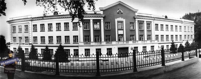 Краснодар. Межшкольный учебно-подготовительный комбинат, 1988 год
