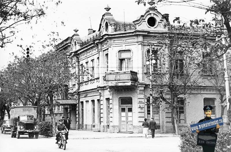 Краснодар. На перекрёстке улиц Красноармейской и Мира