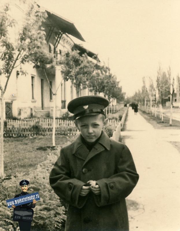 Краснодар. На углу улиц Механической и Гражданской, 1957/1958 годы