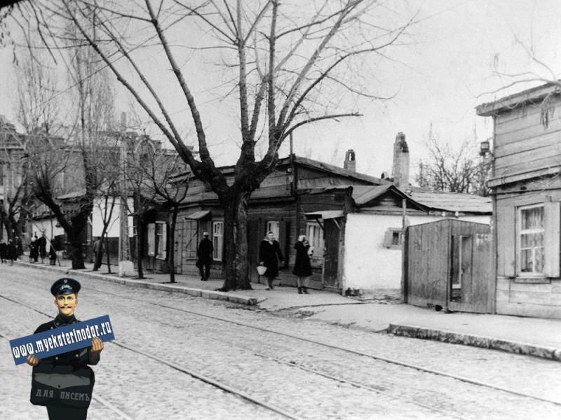 Краснодар. На улице Гоголя