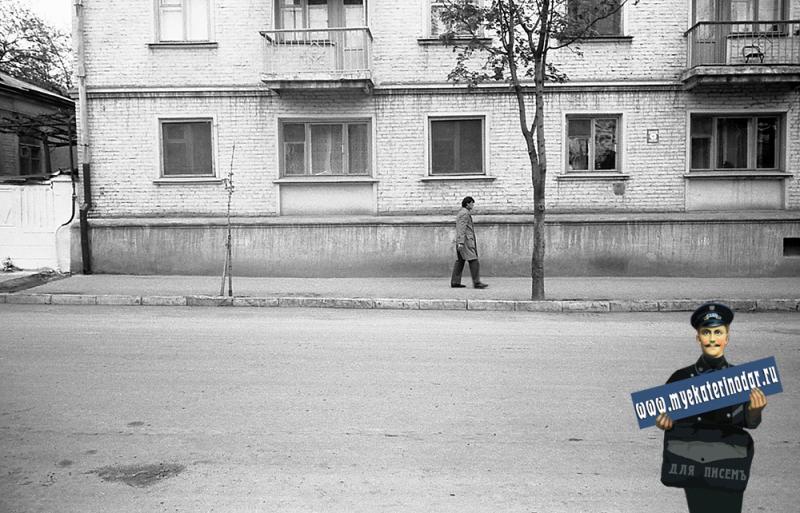 Краснодар. На улице Октябрьской. № 66