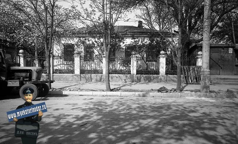 Краснодар. На улице Октябрьской. № 75