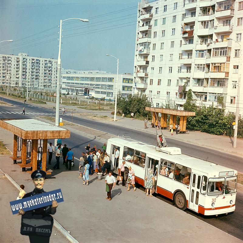 Краснодар. На улице Сормовской