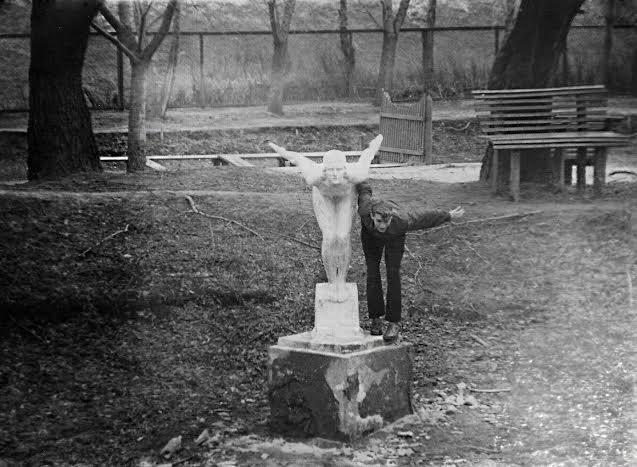 Краснодар. Парк имени Горького. 1958 год.