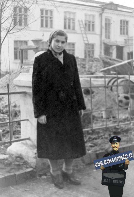 Краснодар, Помогите определить место. 01.02.1948.