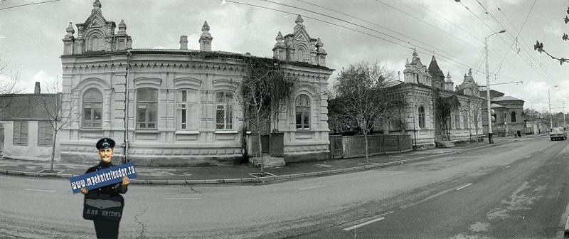 Краснодар. ул. Октябрьская, 147. 1987 год