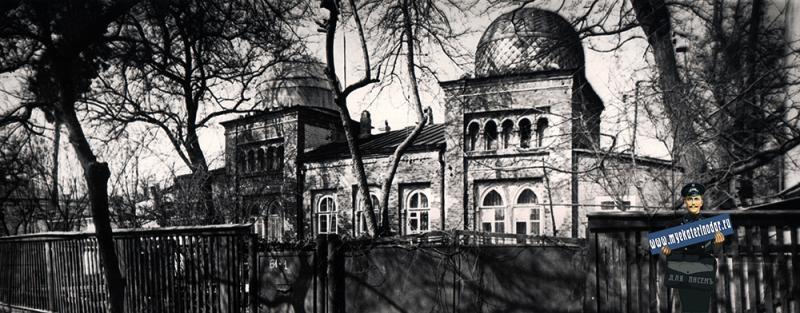 Краснодар. ул. Пушкина, 61, 1987 год