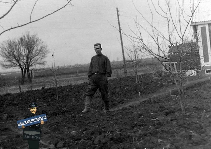 Краснодар. ул. Школьная, 22. 1955 год