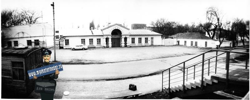 Краснодар. Улица Короткая, дом № 6, 1990 год