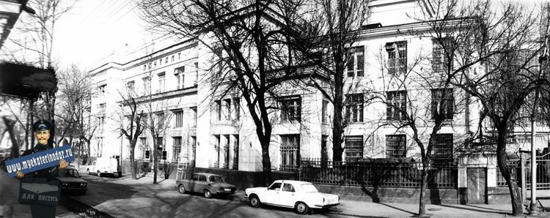 Краснодар. Улица Шаумяна, 60 Краснодарский почтамт.