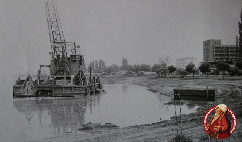 Краснодар. Затон, 1975 год