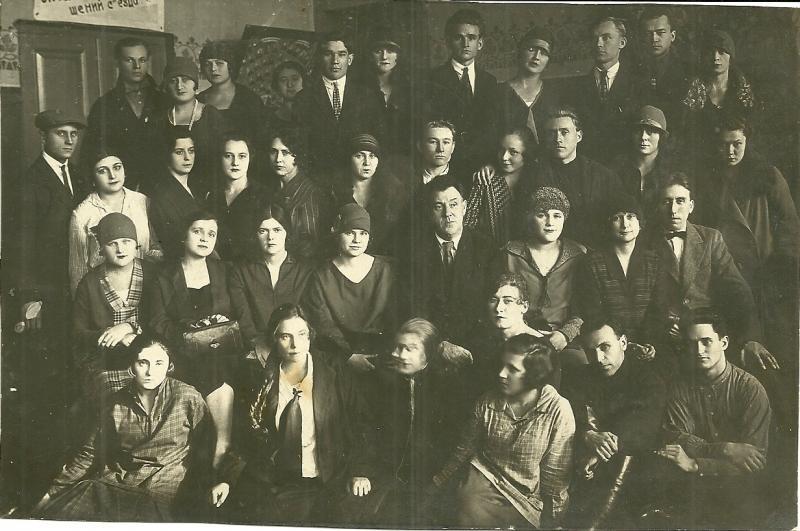 Краснодарская консерватория, конец 20-х