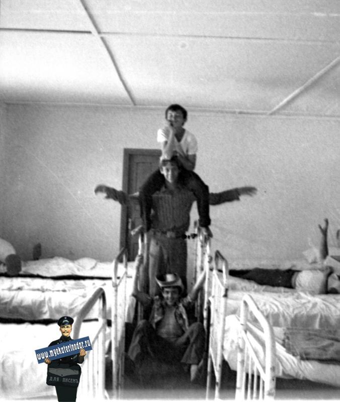 Лагерь труда (и?) без отдыха Горхутор 3 отделение свх.Солнечный