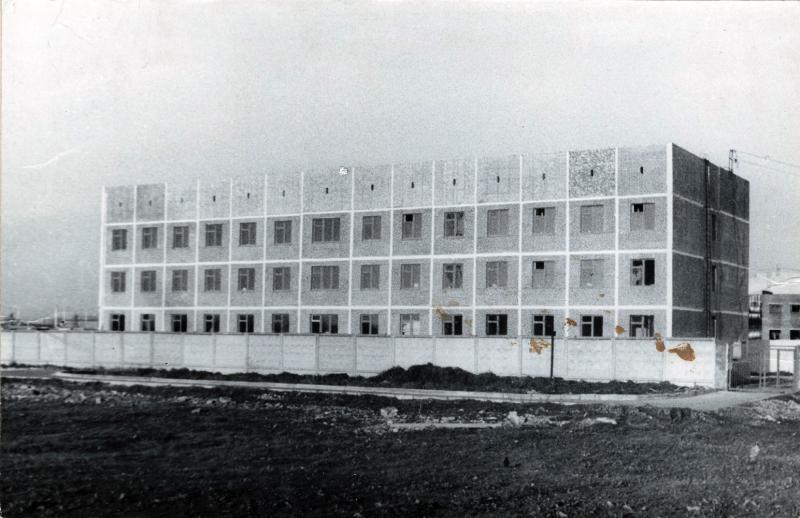 Краснодар. 3-й Тихорецкий проезд. Общежитие завода ОБД для спецконтингента