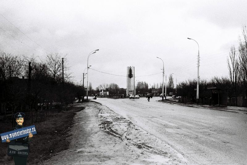 пос.Пашковский, 1979 год.
