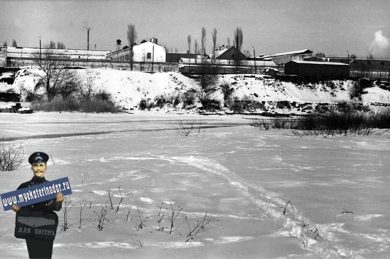 Краснодар. СИЗО (бывший Екатеринодарский тюремный замок), 1981 год.