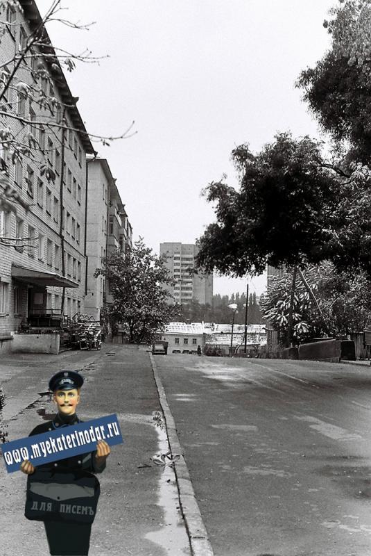 Краснодар, ул.Кирова, 1979 год.