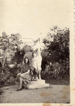 ленинский парк 1955 г