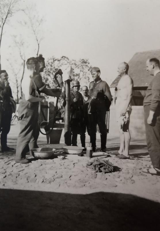 Станица Крымская,1943 год
