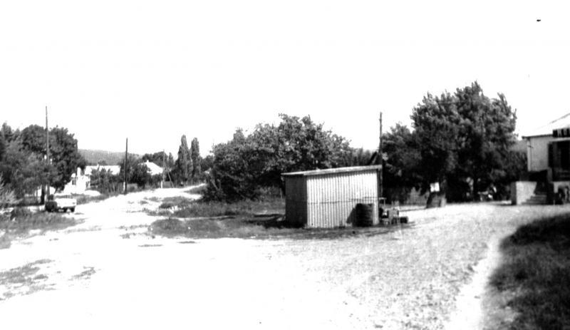 Южная Озереевка. Центр. Виды 1975 года.